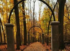The hauntingly beautiful #RoseIsland in #indiana                                                                                                                                                                                 More