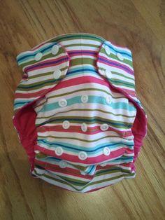 Horizontal stripes by sabata0922 on Etsy, $15.00