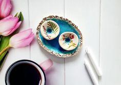 Ceramic botanical Shabbat candle holders – Ceramics By Orly Bat Mitzva gift Jewish gift Shabbat Candles, Hanukkah Candles, Jewish Gifts, Creative People, Israel, Gift Guide, Candle Holders, Porcelain, Clay