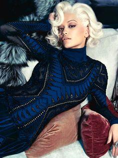 Rita Ora for Roberto Cavalli Fall/Winter 2014 Campaign