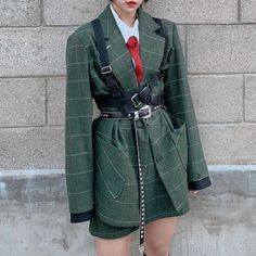 Kpop Fashion Outfits, Stage Outfits, Cute Fashion, Asian Fashion, Look Fashion, Daily Fashion, Street Fashion, Fashion Women, Pretty Outfits