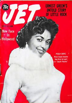 Peggy Dave is a New Face in Hollywood - Jet Magazine, June… | Flickr