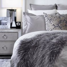 Wake up to a fresh bedroom style.