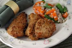 Easy and Delicious Ranch-Parmesan Chicken- made it tonight and it really is delicious and really flavorful :-)