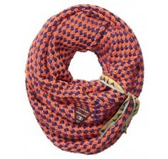 Scotch R'Belle Knitted Tunnel Scarf Dessin C