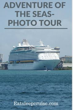 See the newly updated Adventure of the Seas with this complete photo tour. We bring you Adventure of the Seas like you have never seen her before! Best Cruise, Cruise Tips, Cruise Travel, Cruise Vacation, Italy Vacation, Cruise Party, Family Cruise, Shopping Travel, Beach Travel