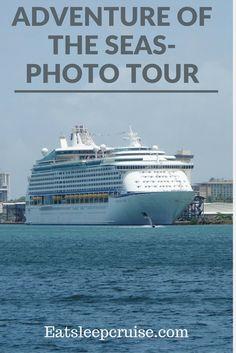 Adventure of the Seas Photo Tour