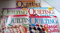 5 American Patchwork And Quilting Magazines Patterns Inside 2008 2009