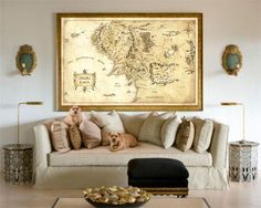 82 Best Lord Of The Rings Home Decor
