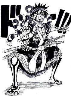 歌舞伎ルフィ <ぽにお>Twitter