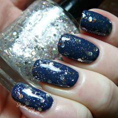 Pahlish Forbidden Forest Duo for November 2015: Swatches and Review | Pointless Cafe