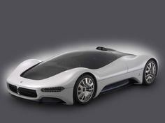Maserati #car #white