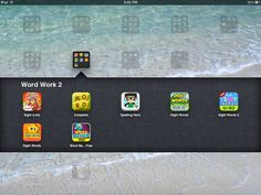 """Follow First Grade: """"Daily 5"""" Word Work Apps on the iPad"""