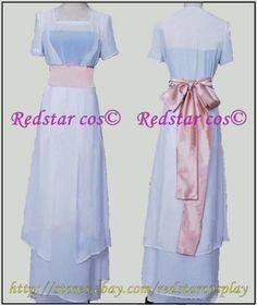 Titanic Rose Dress