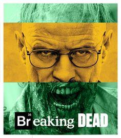 Breaking bad the walking dead