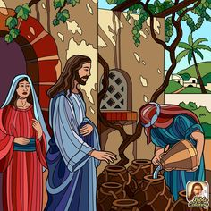 Jesus Artwork, Jesus Christ Painting, God Loves You, Jesus Loves Me, Jesus Is Risen, Bible Illustrations, Bible Verses Quotes, Scriptures, Jesus Cristo