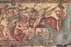 Resultado de imagen de mosaici basso impero