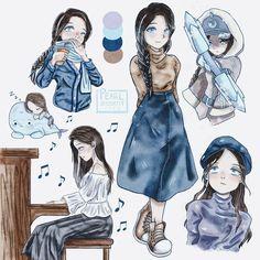 Boboiboy Anime, Anime Wolf, Anime Art, Anime Galaxy, Boboiboy Galaxy, Ice Girls, Anime Version, Have Time, Princess Zelda