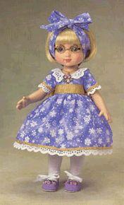 1999 Ann Estelle Snowy Lace