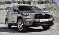 Toyota HighLander 2015 Review