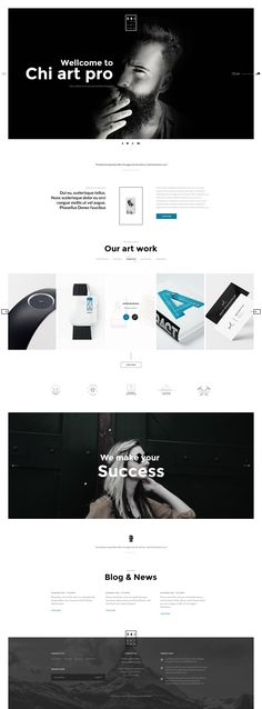 Simple Creative Web Designs #INSPIRATION