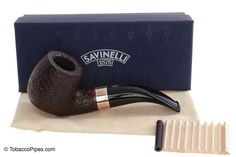 TobaccoPipes.com - Savinelli Marte 616 KS Tobacco Pipe - Rustic, $108.00 (http://www.tobaccopipes.com/savinelli-marte-616-ks-tobacco-pipe-rustic/)