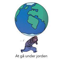 (2017-09) At gå under jorden