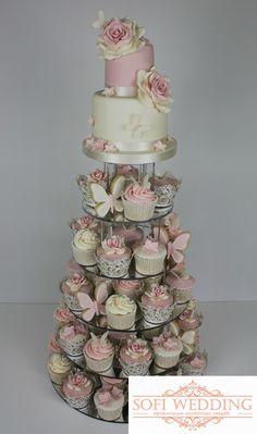 Свадебный торт 2014 года - Свадебное агентство Sofi Wedding