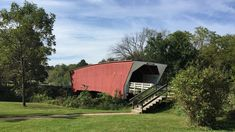 Hollywood in Iowa: Visiting the Bridges of Madison County