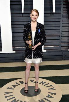 Vanity Fair Oscars party - February 26 2017 - Emma Stone
