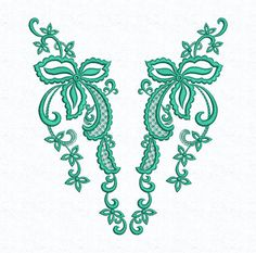 Flower Machine Embroidery Design Embroidery от EmbroideryByLada