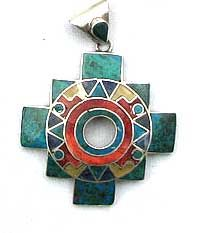 Inca cross