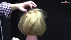 Haircuts for Women - Bob Haircut with Razor Demo