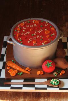 I like fondant Cake
