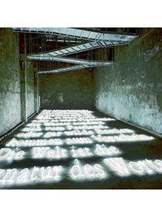 Joseph Kosuth - Die Signatur des Wortes