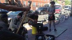 The 7th Annual Make Music. Harvard Square 06 22 14 -HD-