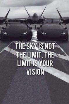 The Sky is Not The Limit. The Limit is Your Vision, Make Money Online Easy Way,