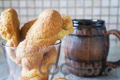 Νηστίσιμα κουλουράκια κανέλας - Συνταγή εύκολες - Σχετικά με Νηστίσιμες, Γλυκά, Κουλουράκια - Ποσότητα 30 τεμάχια - Χρόνος ετοιμασίας λιγότερο από 60 λεπτά