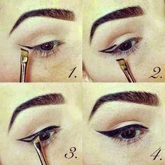 Melopotamya: Eyeliner Nasıl Çekilir?