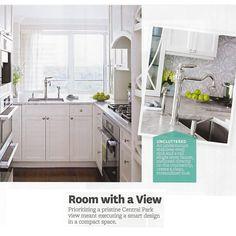 This gorgeous kitchen, designed by Tom. Undermount Stainless Steel Sink, Artistic Tile, Bespoke Kitchens, Smart Design, Cabinet Design, Interior Design Inspiration, Kitchen And Bath, Countertops, Kitchen Design