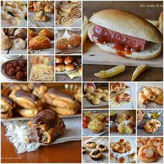 Raccolta ricette per buffet dolci e salate