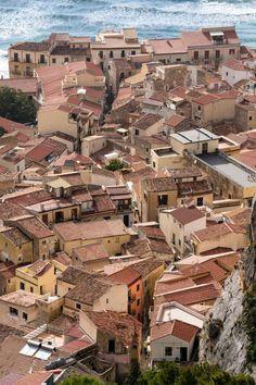 Cefalù, Sicily, Italy (by Allan Harris)