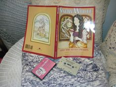 1980 Snow White and the Seven Dwarfs Retold by Daysgonebytreasures