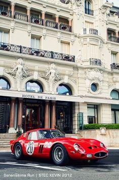 Ferrari 250 GTO -  Serenissima Run 2012 One of the greatest cars ever made