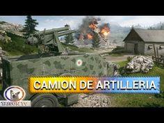 Battlefield 1 El Camión de Artillería Campea a lo grande