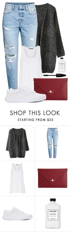 """""""#47"""" by oneandonlyfashion ❤ liked on Polyvore featuring Vince, Vivienne Westwood, Vans and Ron Dorff"""