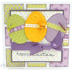 Simple Easter Card Ideas | Happy Easter Card