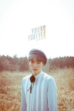 Young Forever Photoshoot BTS Lockscreens | Suga