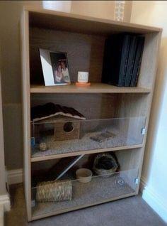 guinea pig hutch materials