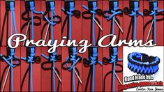 PRAYING ARMS - blog.swiss-paracord.ch